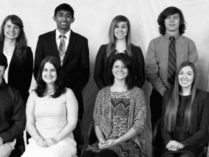 Central High School ROSE honorees