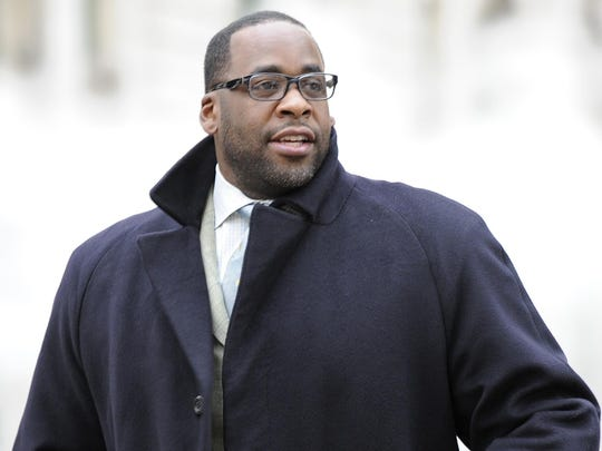 Kwame Kilpatrick owes more than $11 million, but is