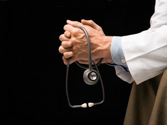 Stethoscopes could play a part in spreading germs
