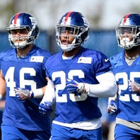 Fantasy football: Saquon Barkley heads deep rookie class