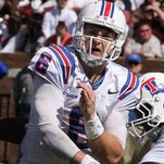 Louisiana Tech quarterback Jeff Driskel said Thursday he thinks he's proven he can play in the NFL.