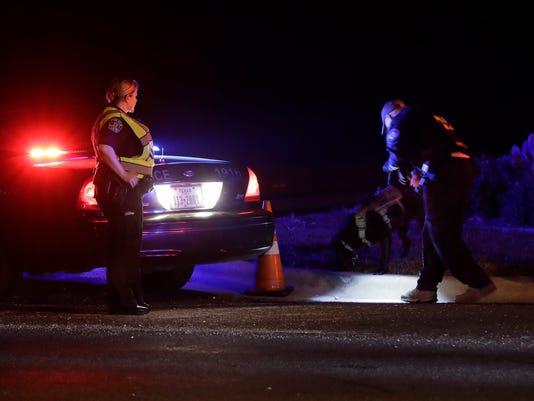 AP APTOPIX DEADLY PACKAGE EXPLOSION A USA TX