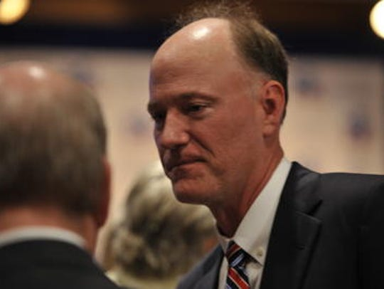 Nashville Republican Senator Steve Dickerson said he's
