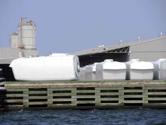 Wind Turbines at Port of Pensacola