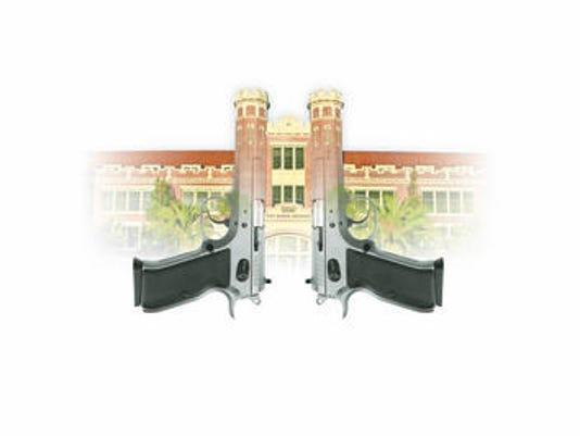 guns on westcott