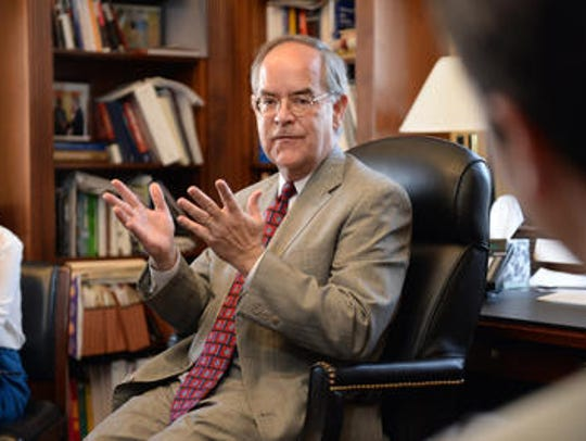 U.S. Rep. Jim Cooper has said he won't support Nancy Pelosi for Speaker of the House now that Democrats have retaken control of the chamber. Cooper has repeatedly voted against Pelosi for the post in the past.