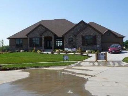 This Urbandale home was sold for $1.01 million in 2015.