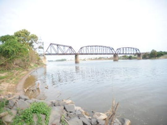 The Red River produces billions of dollars in economic