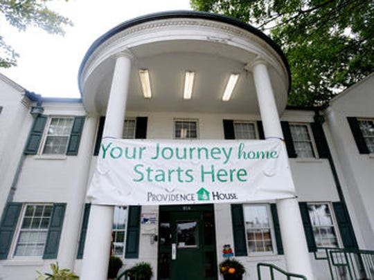 The Providence House is a local transitional homeless