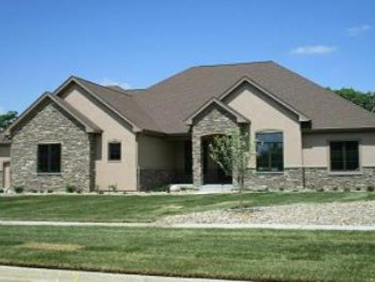 This home in Waukee sold for $1.028 million in 2016.