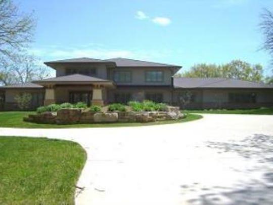 This home near Dale Maffitt Reservoir sold for $1.995