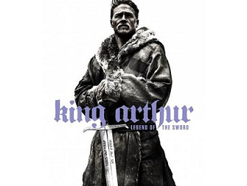 """Enter for a chance to win a pair of tickets to the advance screening of """"King Arthur: Legend of the Sword""""!"""