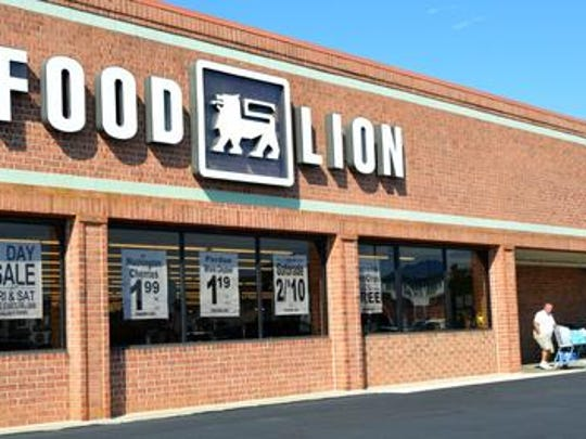 This Daily Times file photo shows the facade at a Food Lion supermarket in Rehoboth Beach. A Salisbury man has been charged in a purse-snatching incident at a Food Lion in Delmar.