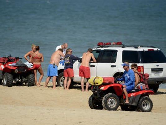Ocean City Surf Rescue Technicians