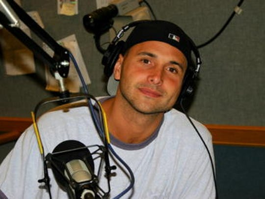 """Craig Carton, a graduate of New Rochelle High School, was a longtime co-host of the """"Boomer and Carton"""" show with former NFL quarterback Boomer Esiason."""