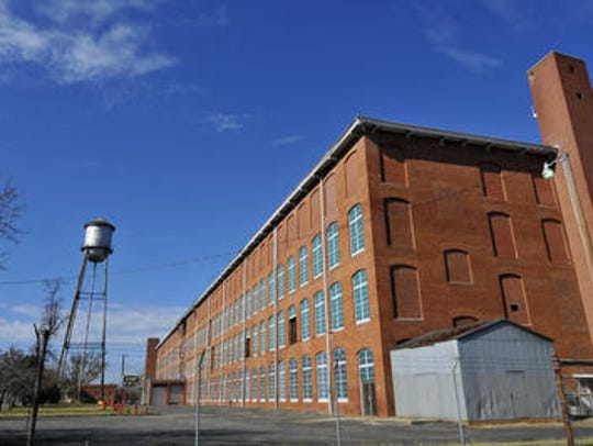 The Woodside Mill closed in 1984 and has been awaiting