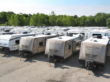 Earlier this year, sales were up at Mount Comfort RV, Greenfield, marking a rebound in the industry.