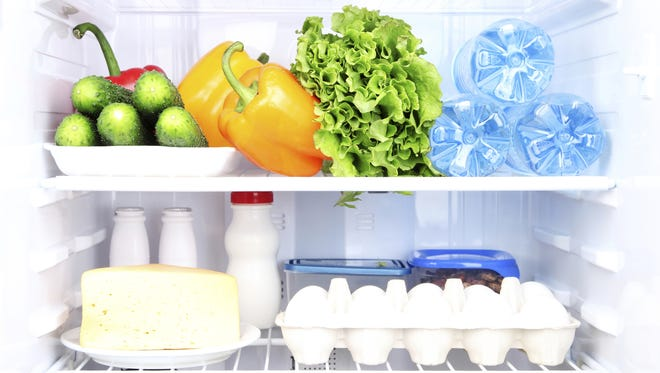 A refrigerator full of food could be a total loss if the power goes out. Some homeowner policies will pick up the tab.