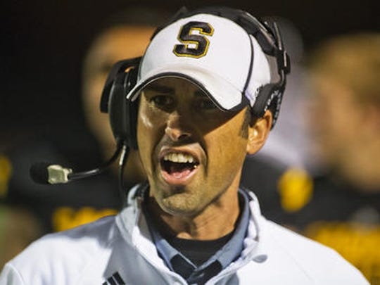 Saguaro coach Jason Mohns believes in getting away for  awhile  to avoid  distractions and get players' minds  ready for  a big season  ahead.