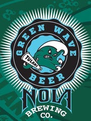 Green Wave Beer by NOLA Brewing Co.