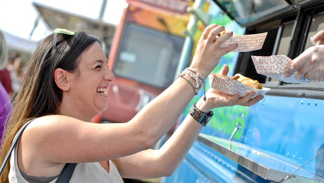 The Street Eats Food Truck Festival in Scottsdale will feature food trucks from Arizona, Nevada and California.