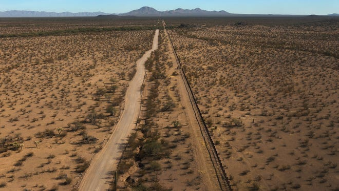 The Border Patrol union president says cartel members cut a hole in thefenceand drove into the U.S. while the area was unsecured. He did not confirm a specific location where the alleged breach took place.