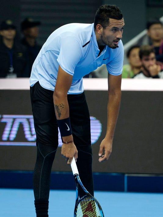 AP CHINA OPEN TENNIS S TEN CHN