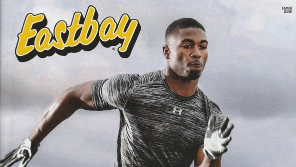 Former Alabama star T.J. Yeldon graces the cover of