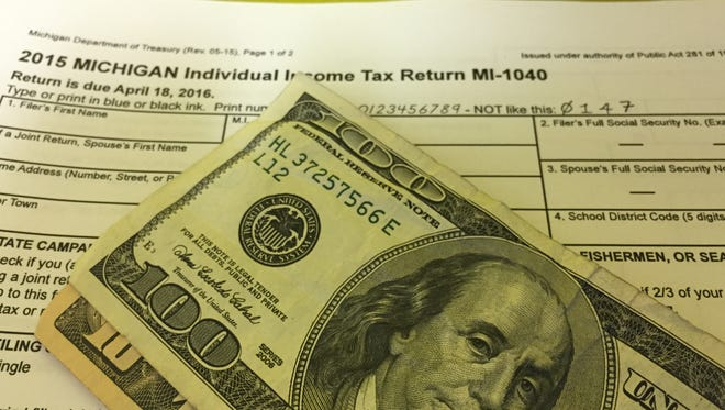 "Michigan adds an ""Identity Confirmation Quiz"" to fight tax refund fraud."