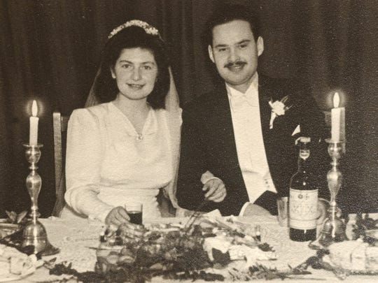 Eva Winston married her husband Stephan Winston in 1947.