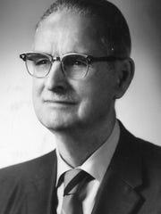E.M. Collier, former Hendrick Hospital administrator