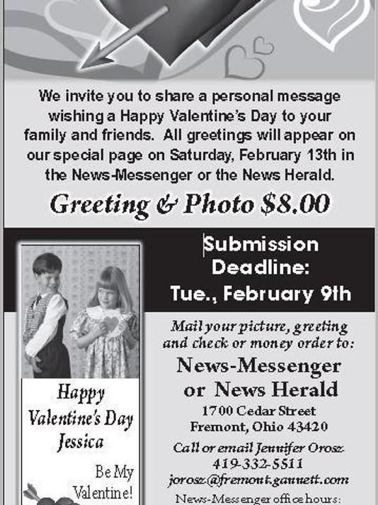 Valentine Ad