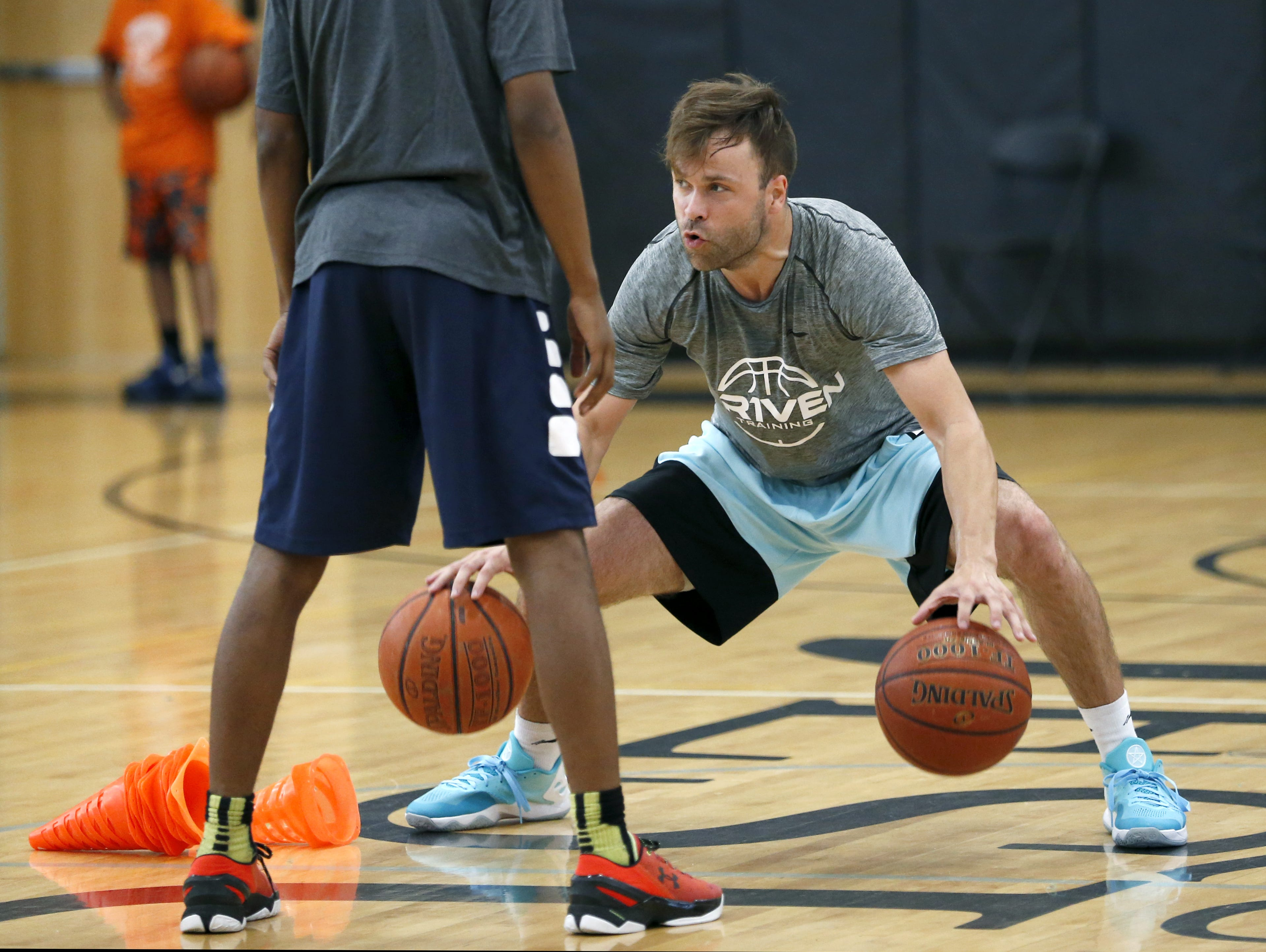 Tyler Relph becomes elite basketball trainer