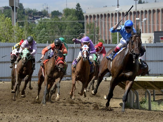 The state Legislature is considering a bill that supporters hope will help horse racing in Montana.