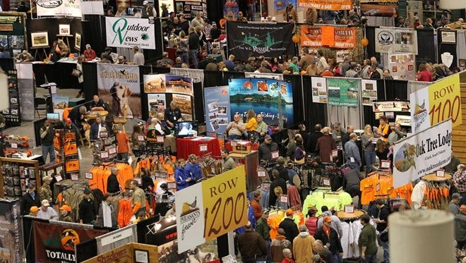 The Pheasants Forever Pheasant Fest draws thousands of attendees.