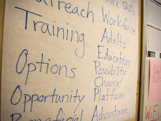 Principals and goals for an adult education course