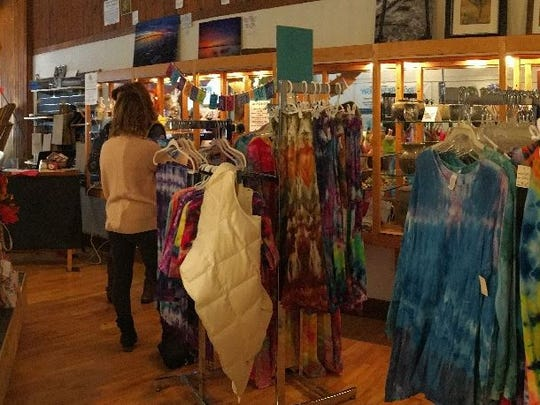 Door County Social Shop features art and good created by local community members. Store is at 44 N. Third Ave., Sturgeon Bay.