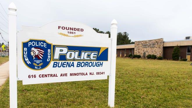 The Buena Borough Police station.