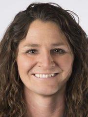 Lipscomb softball coach Kristin Ryman