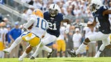 Penn State the better team wire to wire in win over Panthers.