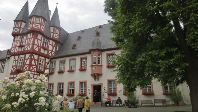 Siegfried's Mechanical Music Cabinet is set in a 15th century former knight's manor in Rudesheim, Germany.