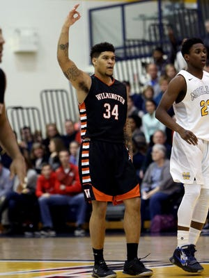 Wilmington, led by Jarron Cumberland, knows how hard it is to win a district title.
