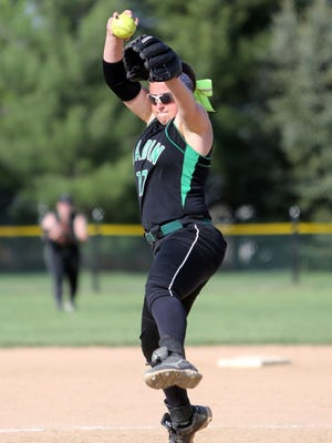 Danielle Ray is back after being injured for most of a last season, and is a big reason why Badin has started out with a 19-1 record.