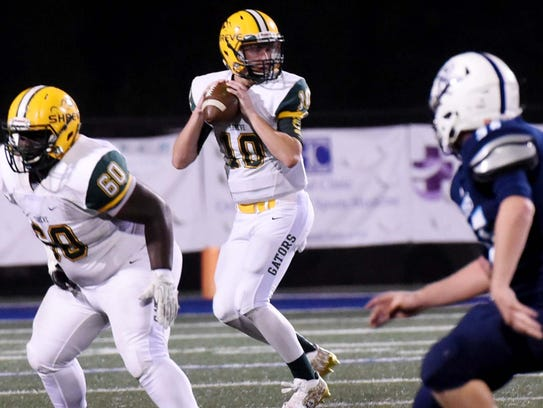 Captain Shreve and Byrd will face off in one of Caddo