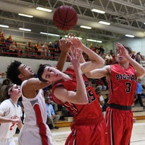 Hendersonville beats Pisgah for third time, advances to third-round of NCHSAA playoffs