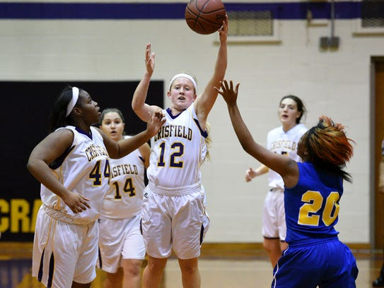 PICTURE OF THE WEEK: Crisfield's Arielle Johnston takes