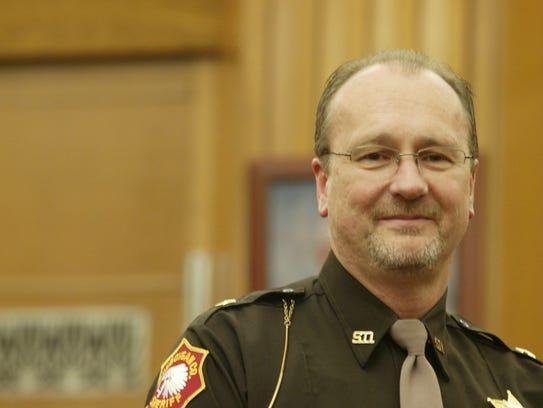 Sheriff Cory Roeseler