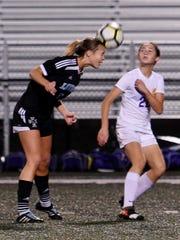Byrd vs. Loyola girls soccer Friday, January 18, 2019
