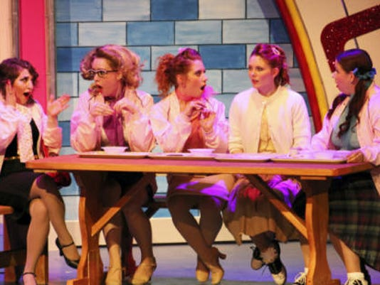 """""""Grease"""" is one of several performances taking place this weekend."""
