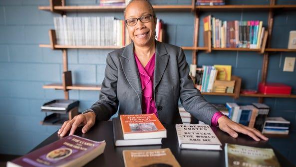 Clemson University professor of English Rhondda Thomas
